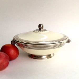Vintage | TST Platinum Bands Tureen